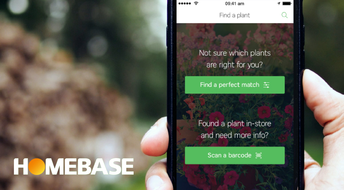 Homebase - UI / UX / Digital design by K S Ruprai